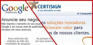 Google e Certisign