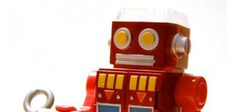 Convide o robô para jantar