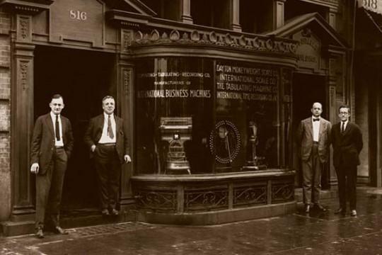 IBM Celebra 100 Anos de Vida