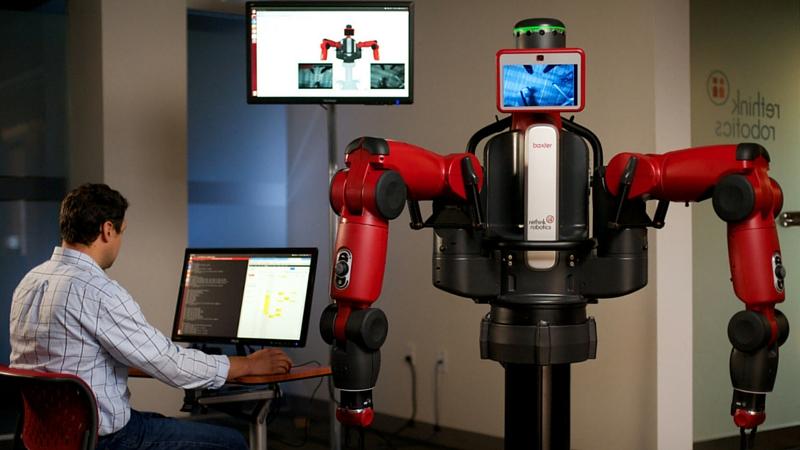 Aprendizado Contínuo - Rethink Robotics