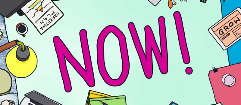 Resoluções de Ano Novo - Comece Agora