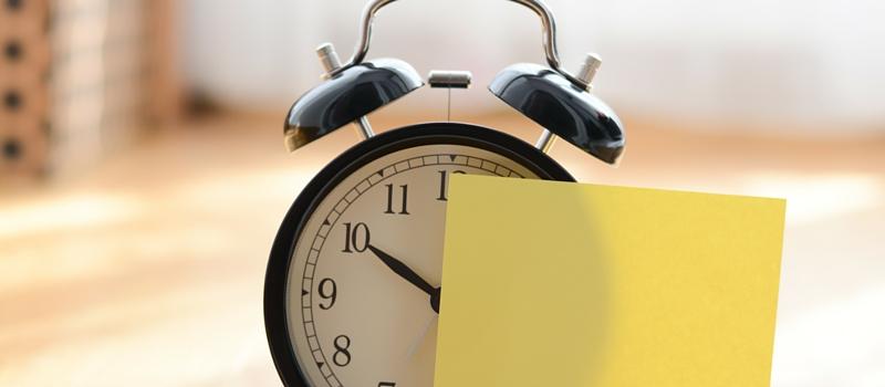 Resoluções de Ano Novo - Lembre-se de Seus Objetivos