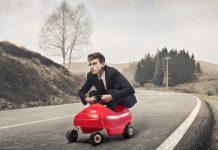 Empreendedorismo não é aventura