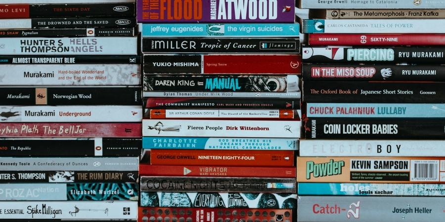 Escolha um Livro que Deseje Ler