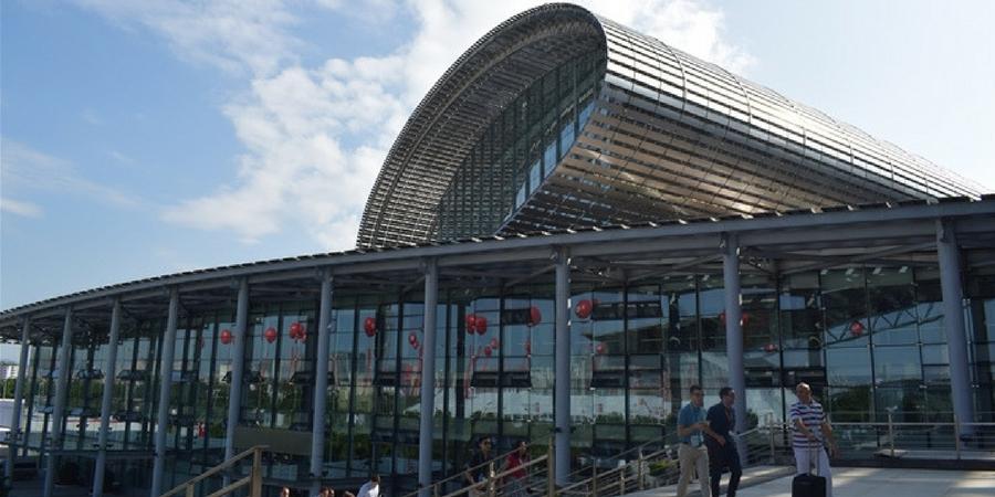 Canton Fair - Arquitetura