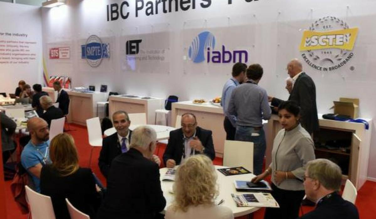 IBC 2018 - Mesa de Discussões