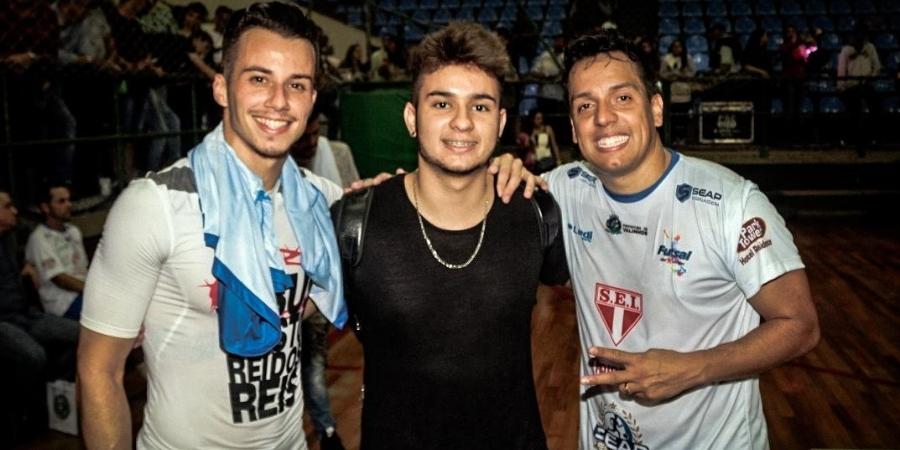 Adonias e Diego Freestyle